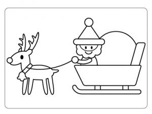 ぬりえ_クリスマス010